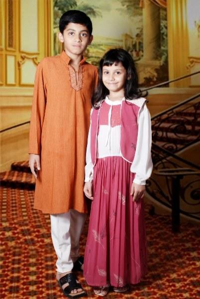 Ahmad Aamir and Dua-e-Aamir