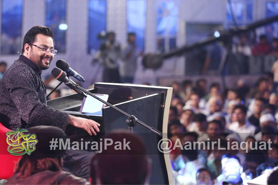 Mairaj Pak Transmission on Geo 4 May 2016
